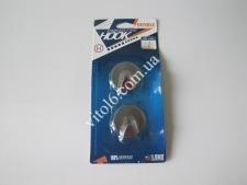Крючки металл в наборе из 2-х кругл VT6-14899(240)