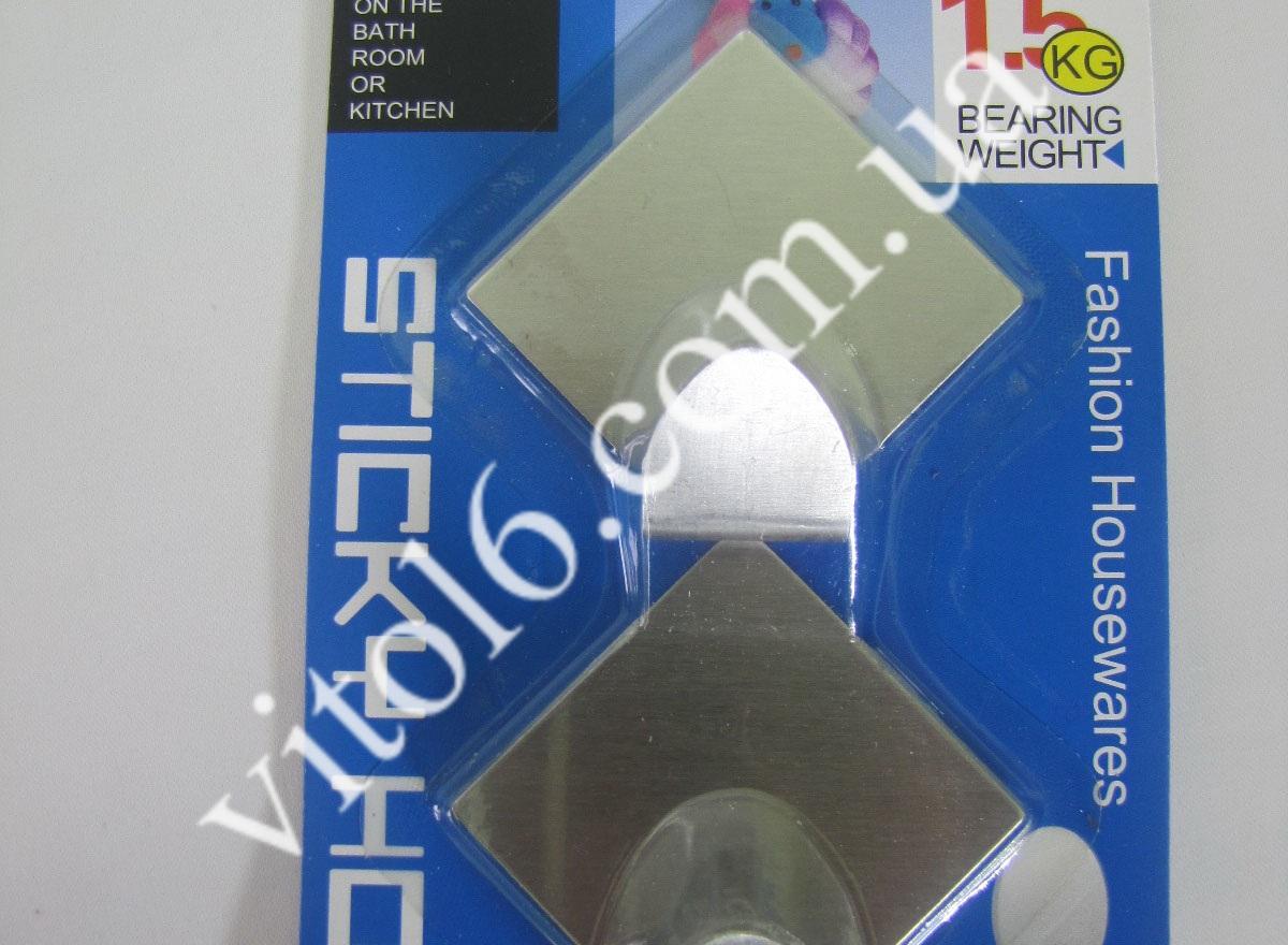 Крючки металл в наборе из 2-х ромб VT6-14903(240)