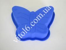 Форма силик. Бабочка  28,5*21*6 VT6-14700(100)