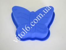 Форма силiк. Метелик  28,5*21*6 VT6-14700 (100шт)