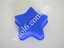 Форма силик. Звезда 12,5*12,5*3VT6-14698(500)