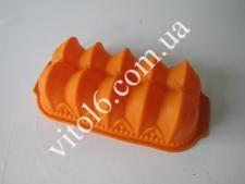 Форма силик.овал с ручкой 27*17,5*7VT6-14312-1(82