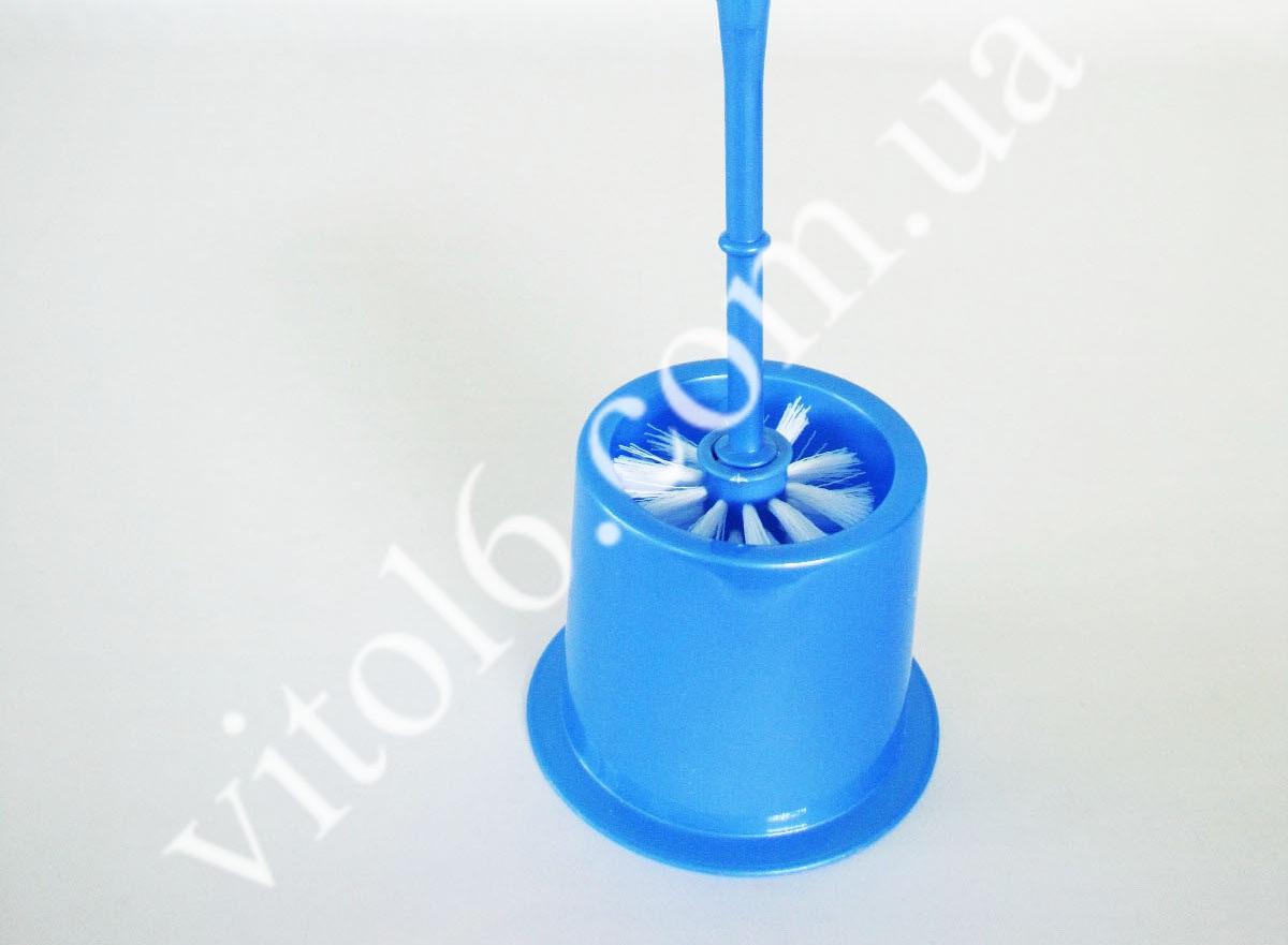 Йоржик пластм з підставкою перламут.VT6-14884(120шт