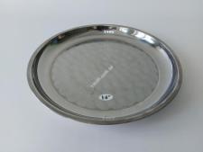 Поднос металл круглый №14(35см)VT6-14783(100шт)
