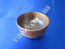 Салатник деревянный О13*7,5  VT6-13847-1(120шт)