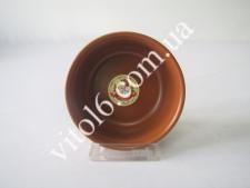 Салатник глина  11см В Brown (8 шт) (48 шт)
