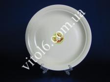 Тарілка мілка  крем   25см М Belge  (24 шт)