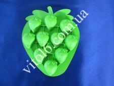 Форма силиконовая для льда  Клубничка VT6-15011(200шт)