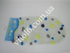 Коврик резиновый 68*35 Камешки  VT6-14996(60шт)
