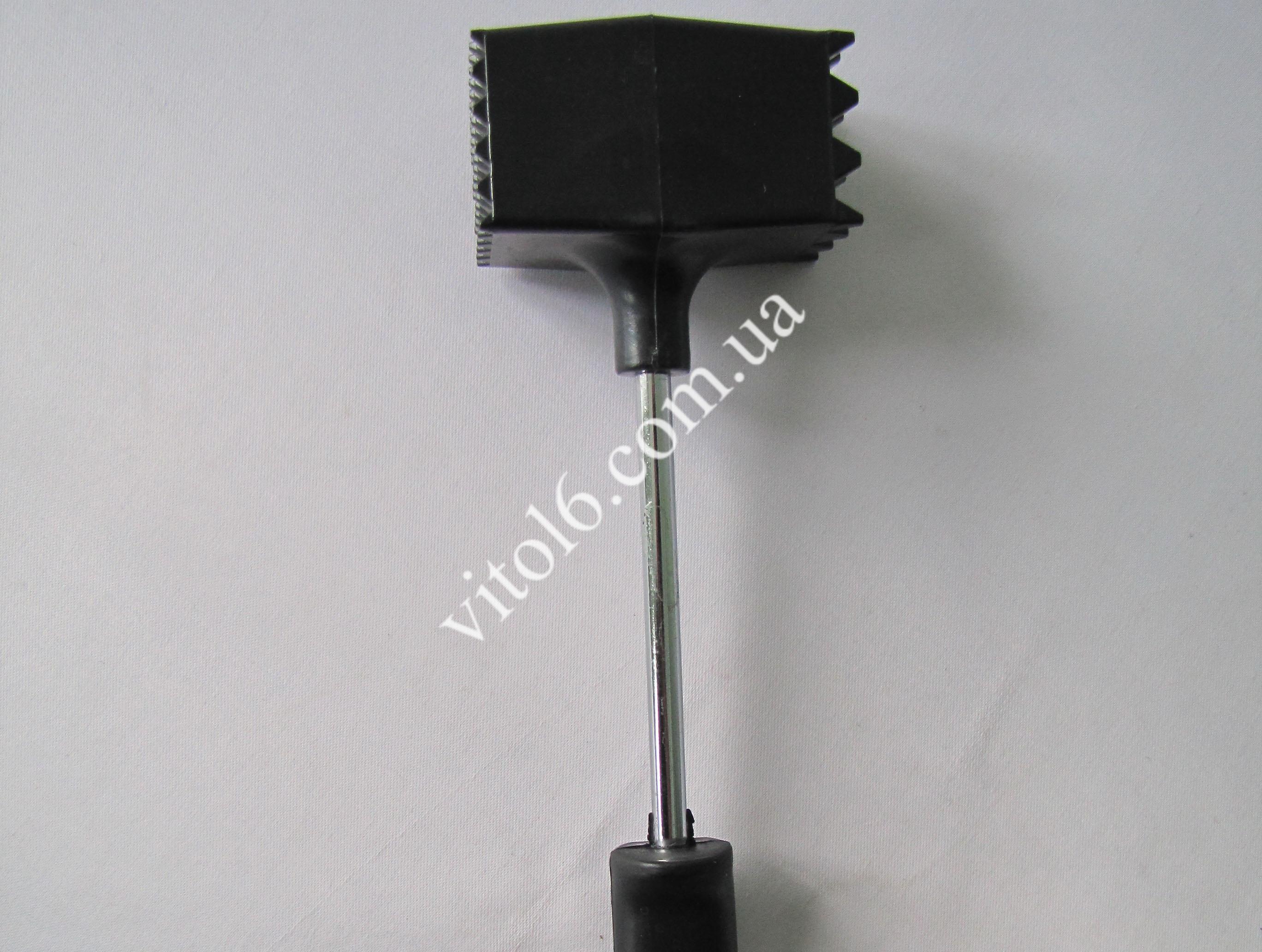 Молоток метал.+пластм. VT6-14173-1(144шт)