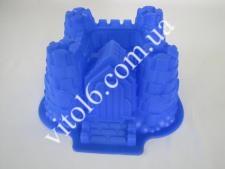 Форма силiк  Замок  28,5*13*25 VT6-15095 (60шт)