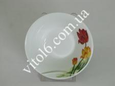 Салатник  Тюльпаны   №5   7444 (144 шт.)