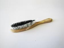 Щётка для одежды с деревянной длинной ручкой 26 см (96 шт)