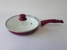 Сковорода AMY 24см с керамич. покрыт.1002  (12 шт)