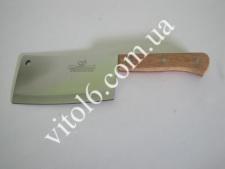 Нож секач с деревянной ручкой 32см VT6-15298(60шт)