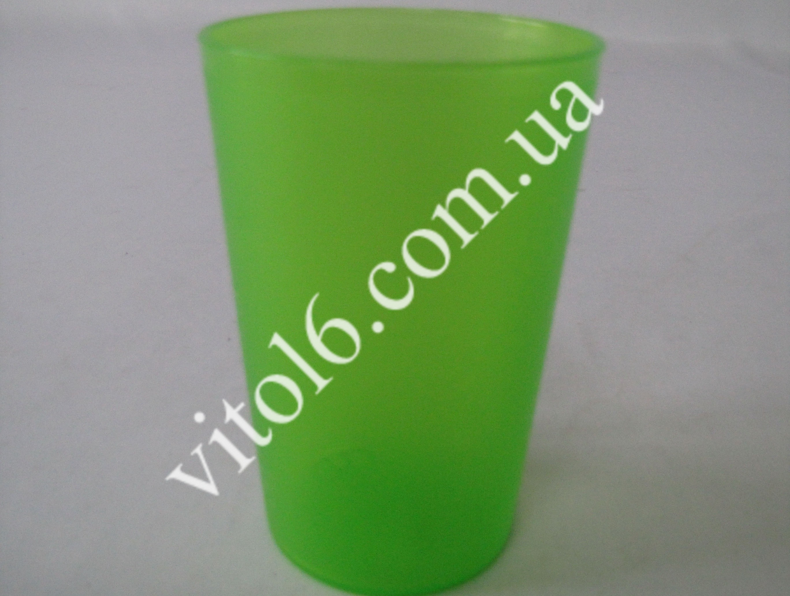 Стакан пластм. 0,275л SU-145  (120шт)