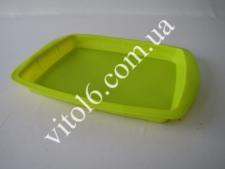 Форма силик прямоуг.с ручк35*25*4 VT6-14313-1(160)