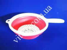 Дуршлаг силиконовый 20*40  VT6-15303(144шт)