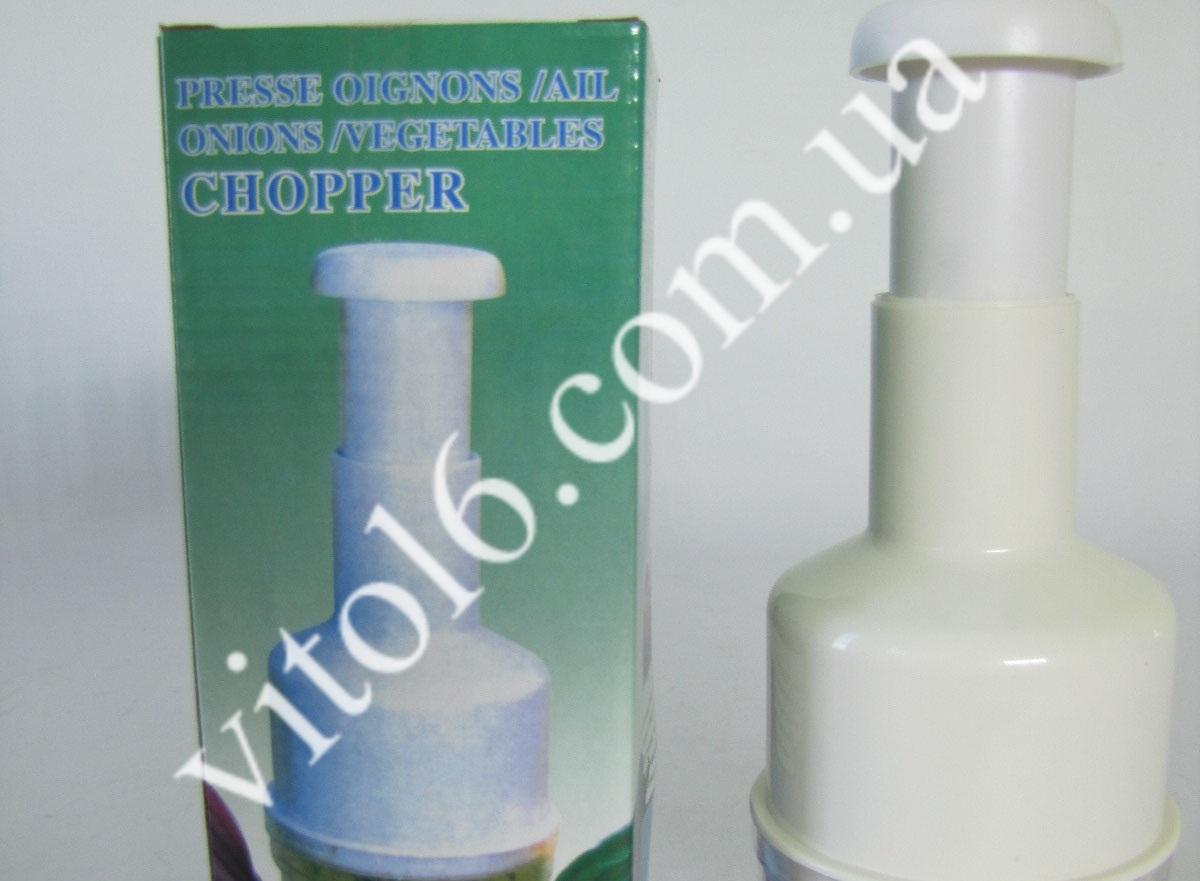 Измельчитель чеснока и лука8,3*22 VT6-15310(72