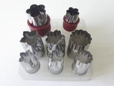 Форма  конд,для канапе наб из 8ми VT6-15330(100)