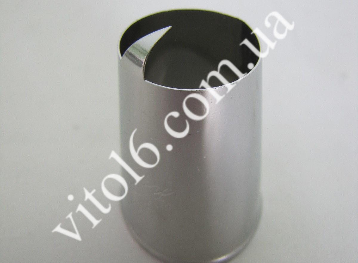 Насадка кондит.металл Сердце VT6-15339(200шт)
