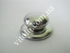 Ручка для крышки  металл (100шт/уп) VT6-15407(1000шт)
