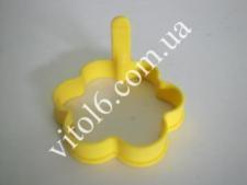 Форма силик. для яичницы  Цветочек  VT6-15416(240)