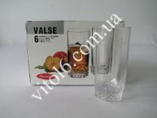 Стакан для коктейля  Вальс  6 х 275гр 42942 (8шт)