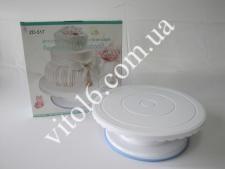 Стойка для торта низк.вращ. О 27см VT6-15441(12шт)