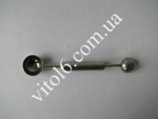 Ложка для фруктових кульок 26-32 мм  №16,  VT6-15449(500шт)