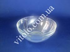Салатник стекло О 14см(6/уп) VT6-15467(48шт)