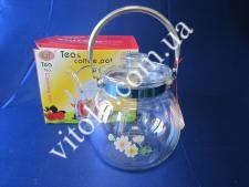 Чайник жаропрочный 2,6л  2600R-5 КТ12(12шт)