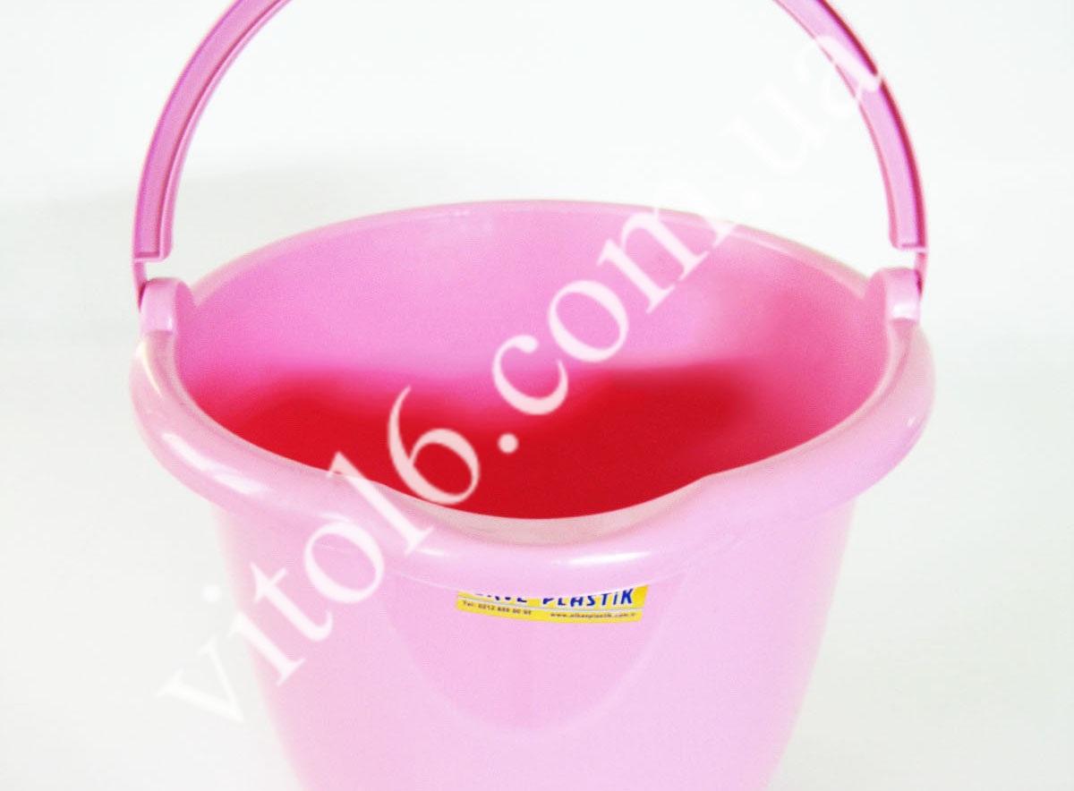 Ведро с носиком для воды ТМ 001  (8 шт)