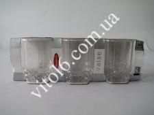 Стакан для виски  Вальс  3х 320гр 42945 (8шт)
