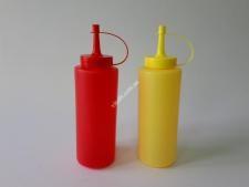 Набор бутылок пластм. для соуса из 2-х  VT6-15748  0,350мл (144шт)