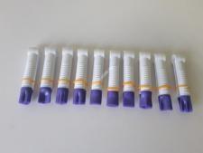 Набір кондіт.щіпцов для мастики з 10-ти із зубчиками VT6-15752(100шт)