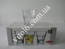 Стакан для виски  Касабланка  6 х270гр 52705 (4шт)