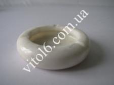 Пепельница каменная Снег VT6-14852-1(40шт)