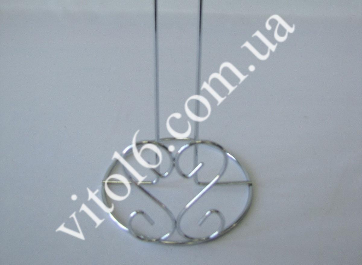 Держатель бумажного полотенца металл VT6-15772(200