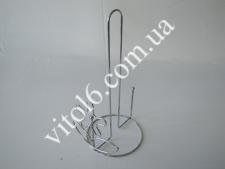 Держатель бумажного полотенца металл VT6-15773(200