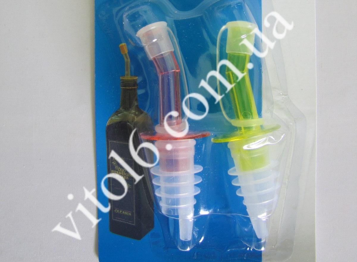 Пробка для бутылок с дозатор из 2-х VT6-15806(240)