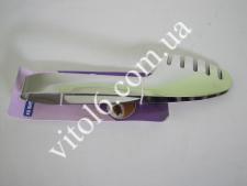 Щипцы нерж  Италия  расчёска литаяVT6-15827(120шт)