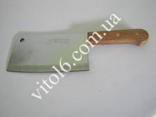 Нож секач с деревянной ручкой  №9   11см*39см  VT6-15900(24шт)