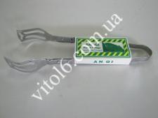 Щипцы металл  Фигурная   VT6-15915  (36шт) (288шт)