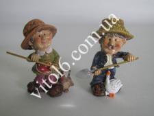 Статуэтка Садовники мал (2вида) VT6-16091(192шт)