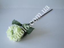 Гортензия искусственная белая VT6-16305(96шт)