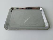 Пiднос метал  35*45*2  Виноград  VT6-16011(80шт)