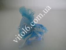 Сувенир свадебный  Коляска голубая VT6-16222(600шт