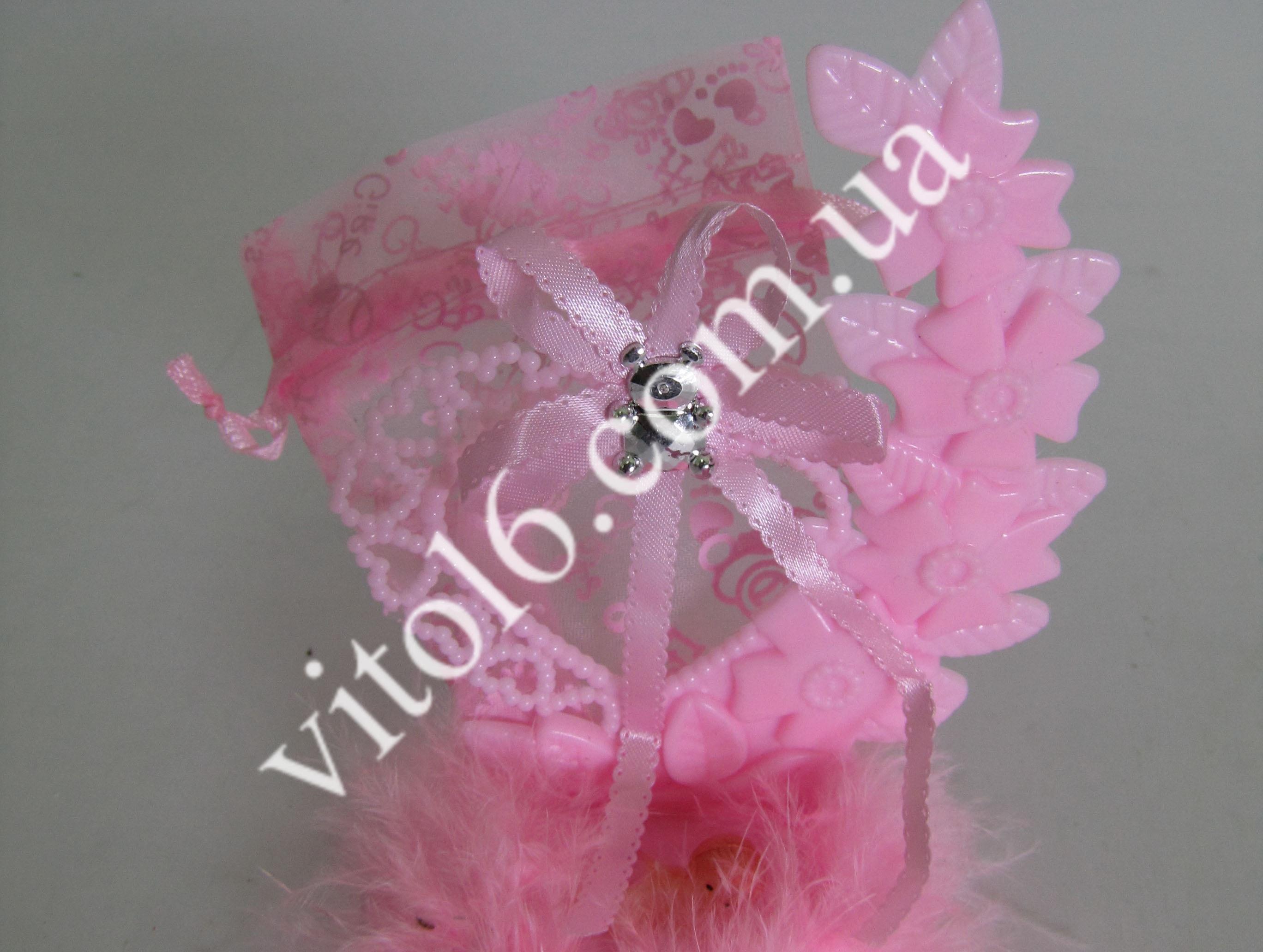Сувенир свадебный  На подушке VT6-16224(600шт)