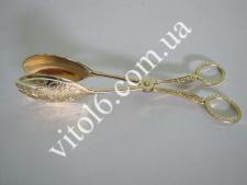 Щипцы венецианские для спагетти зол.VT6-16323(300)